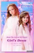 安奈儿公主裙,圆每个女孩的公主梦